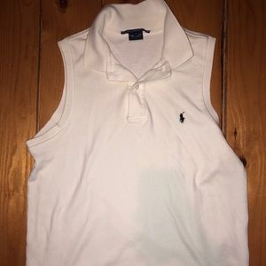Ralph Lauren polo tank sz medium